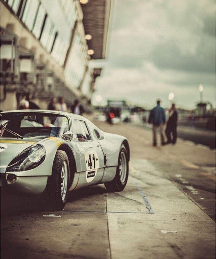 OPC Classics racing Le Mans