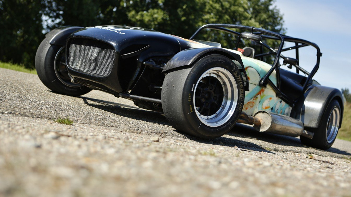 Caterham R400 Superlight K-Serie