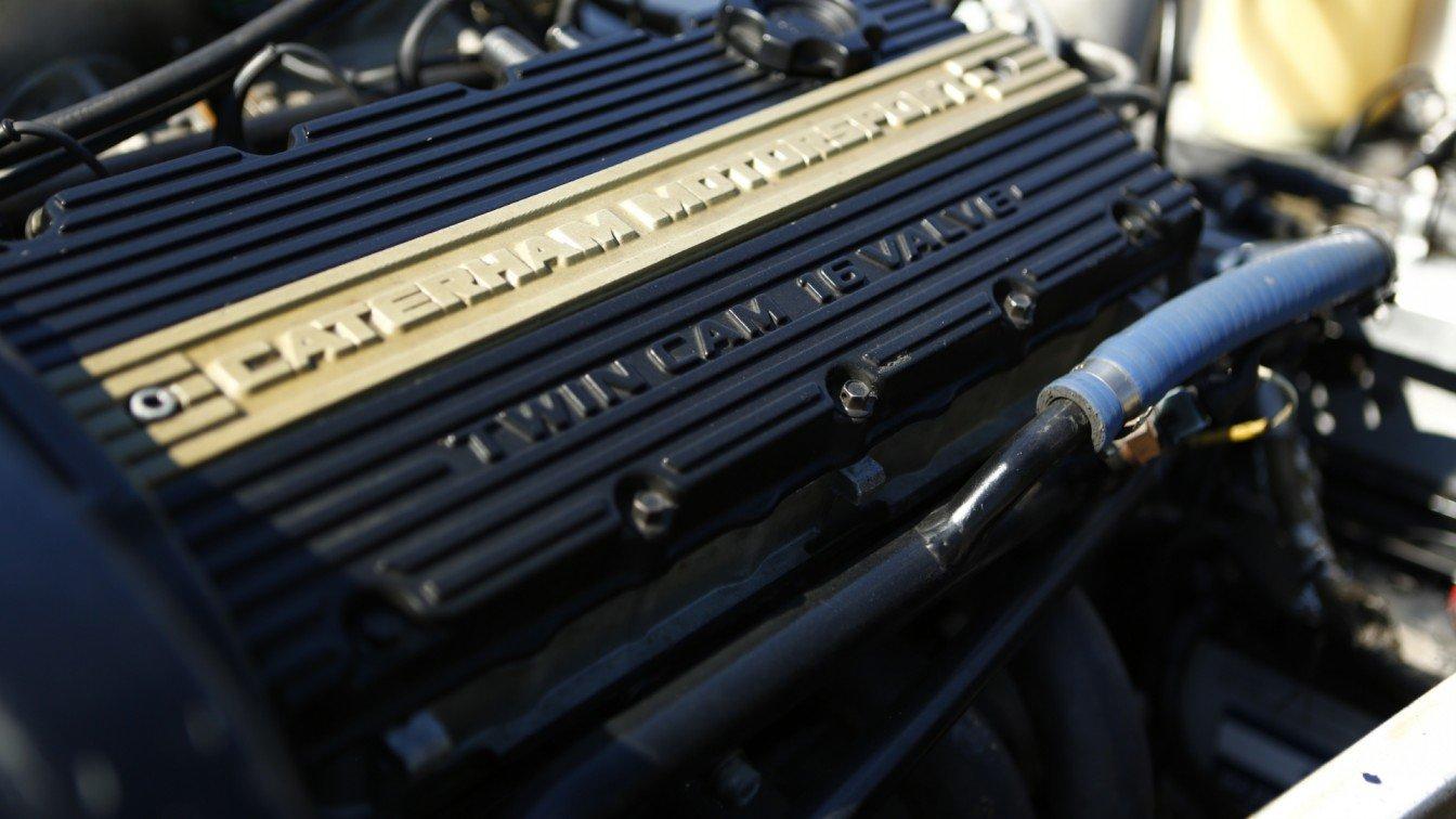 Caterham R400 Superlight K-Serie