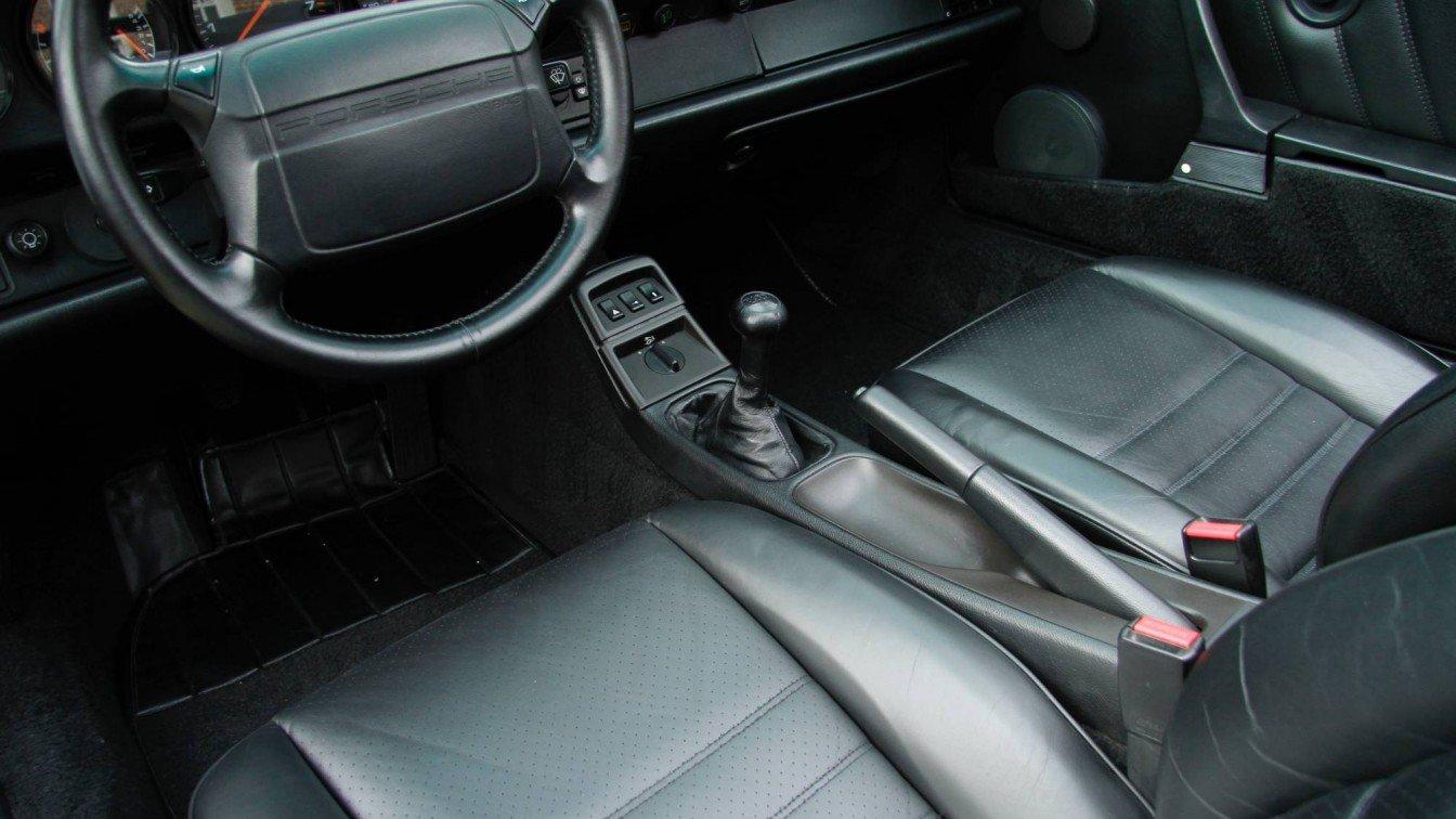 Porsche 964 American Roadster