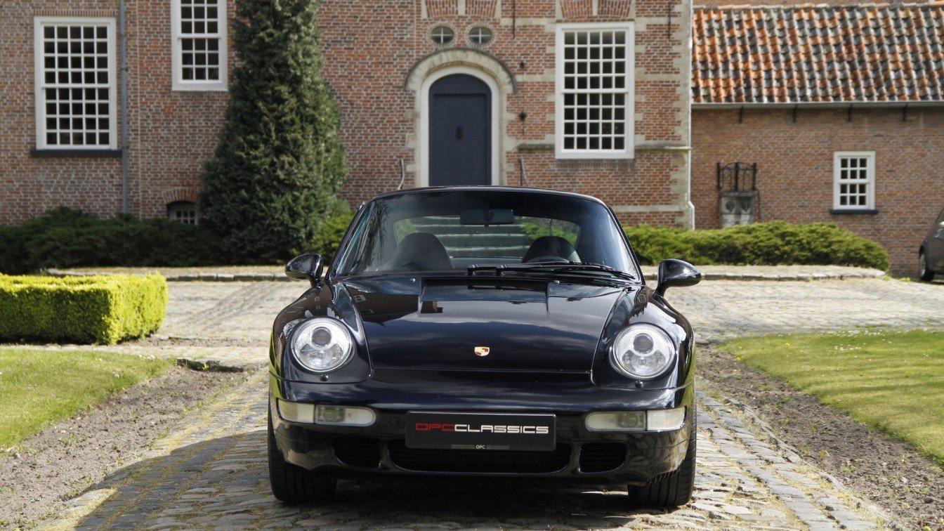 Porsche 993 Carrera 2S