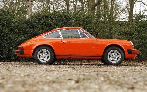 Porsche 912E 1976 Coupé