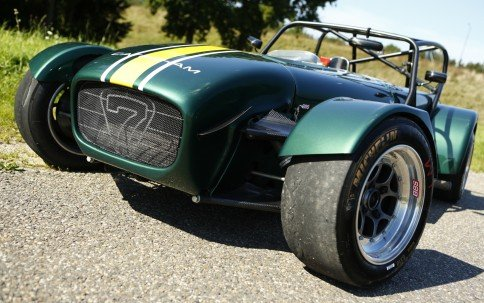 Caterham Lotus Team