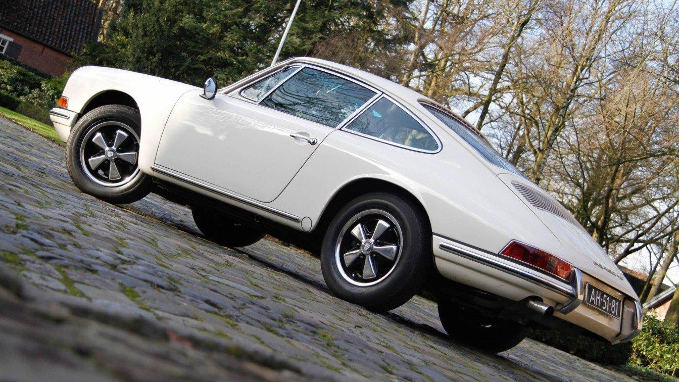Porsche 912 Coupé