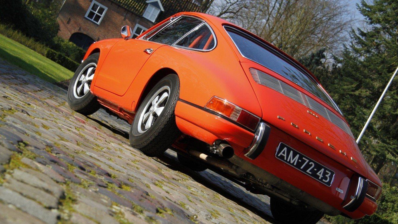 Porsche 911 2.0 SWB Rally