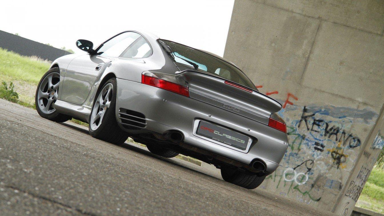 Porsche 996 Turbo X50