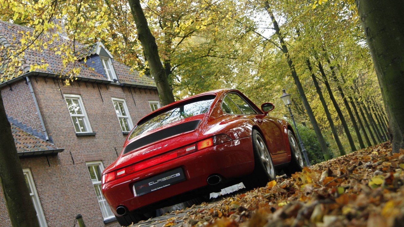Porsche 993 Carrera 4 Coupé