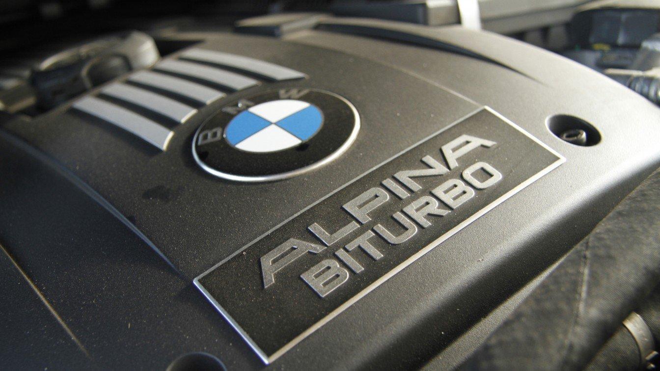Alpina B3 BiTurbo Cabrio