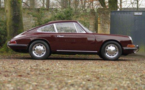 Porsche 911 2.0 Sportomatic