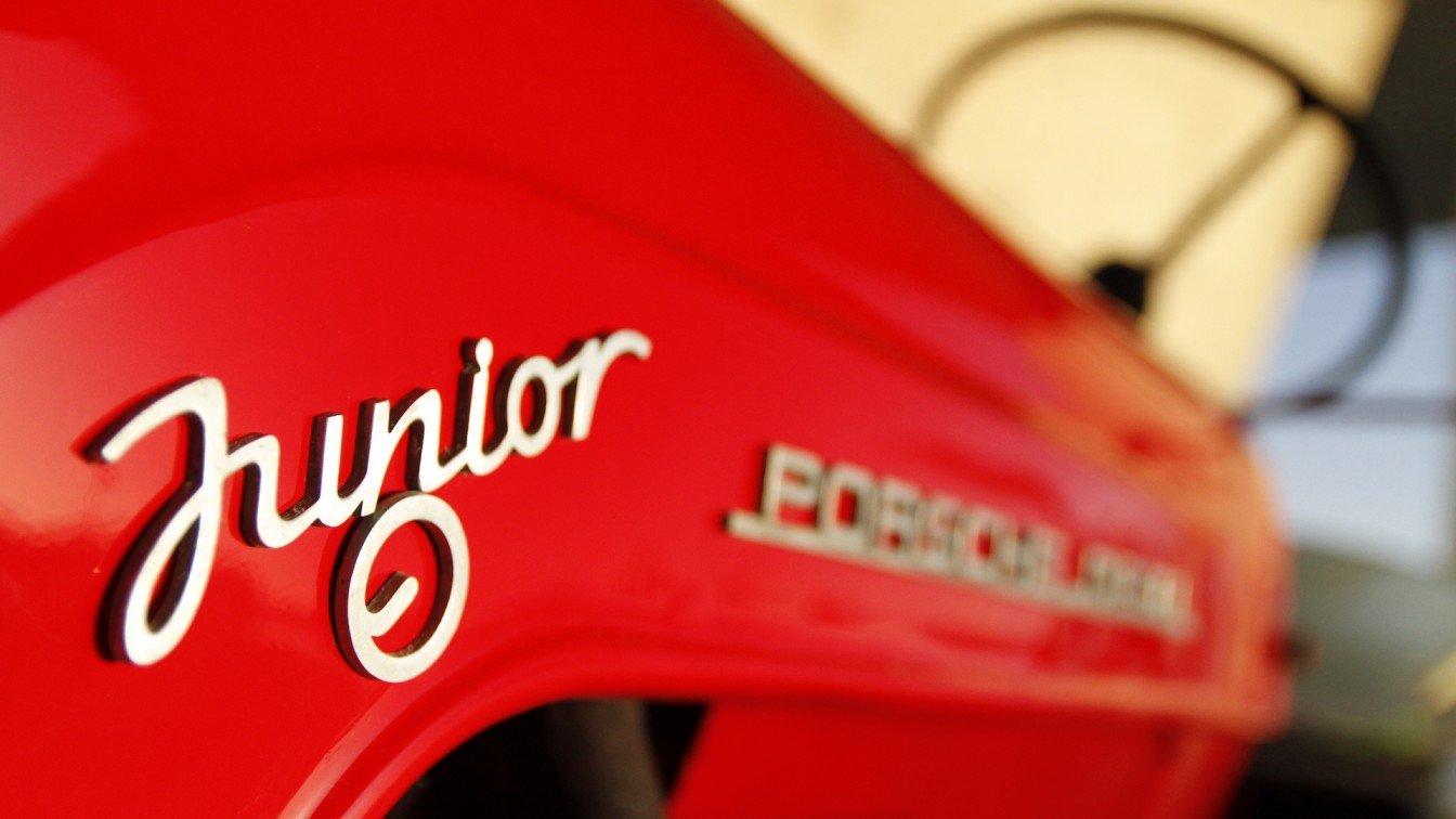 Porsche Diesel Junior 108-K