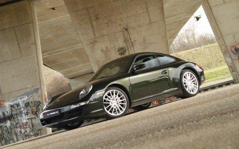 Porsche 997 C4 Coupé