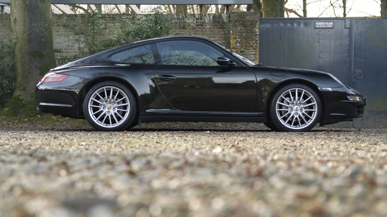 Porsche 997 Carrera 4 Coupé