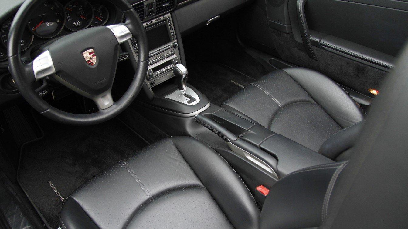 Porsche 997 Carrera 2 Cabriolet Tiptronic