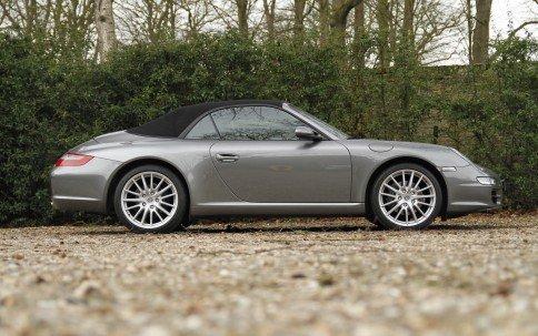 Porsche 997 Carrera 2 Cabriolet
