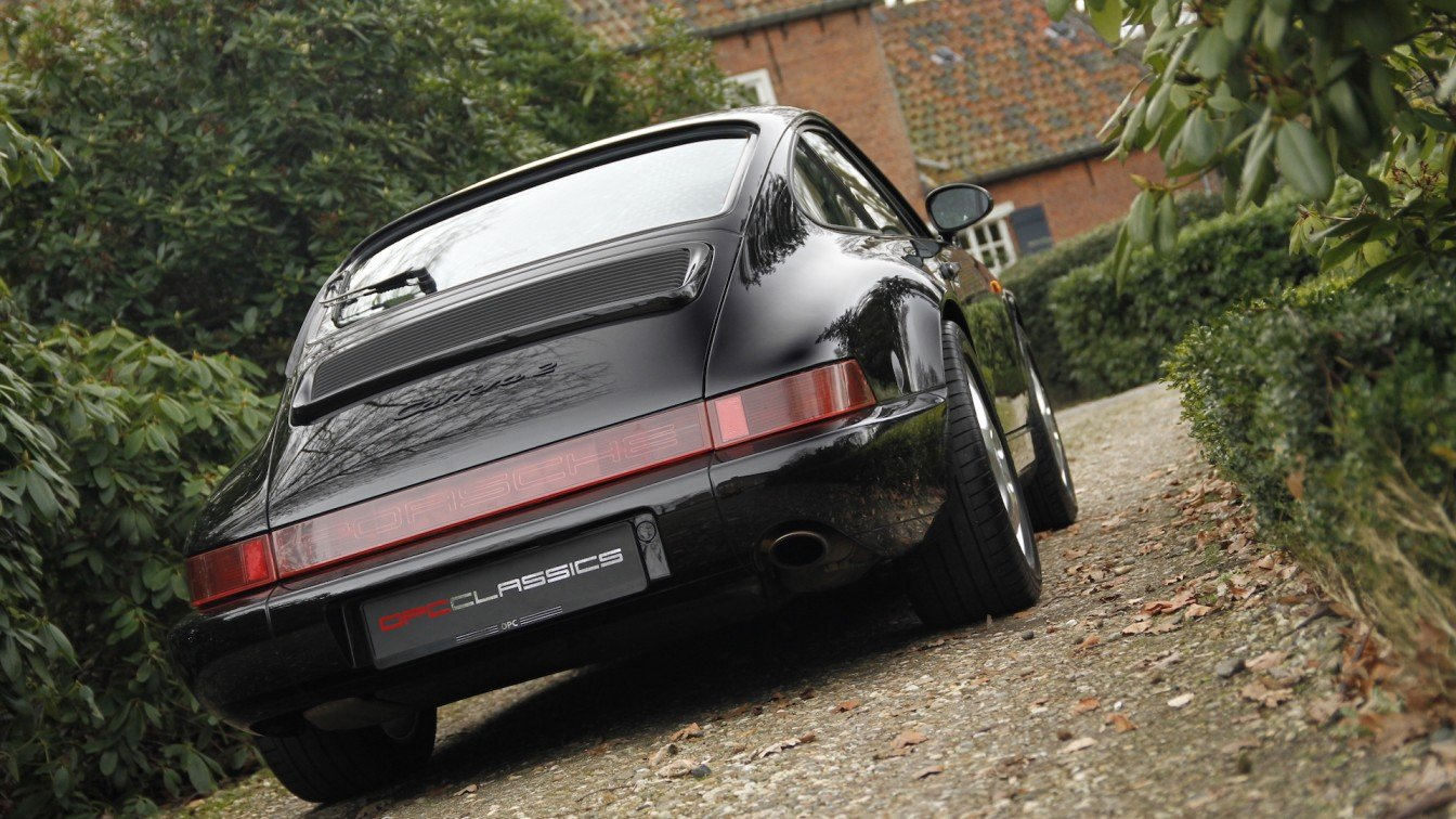Porsche 964 Carrera 2 Coupé