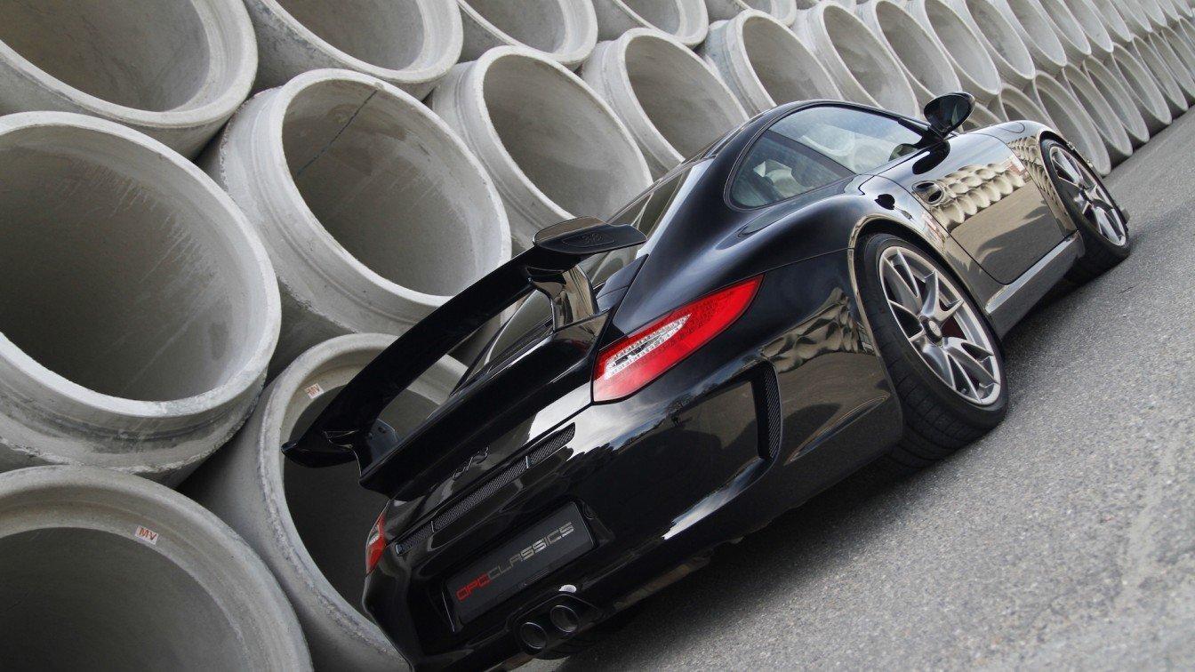 Porsche 997 GT3 MK2