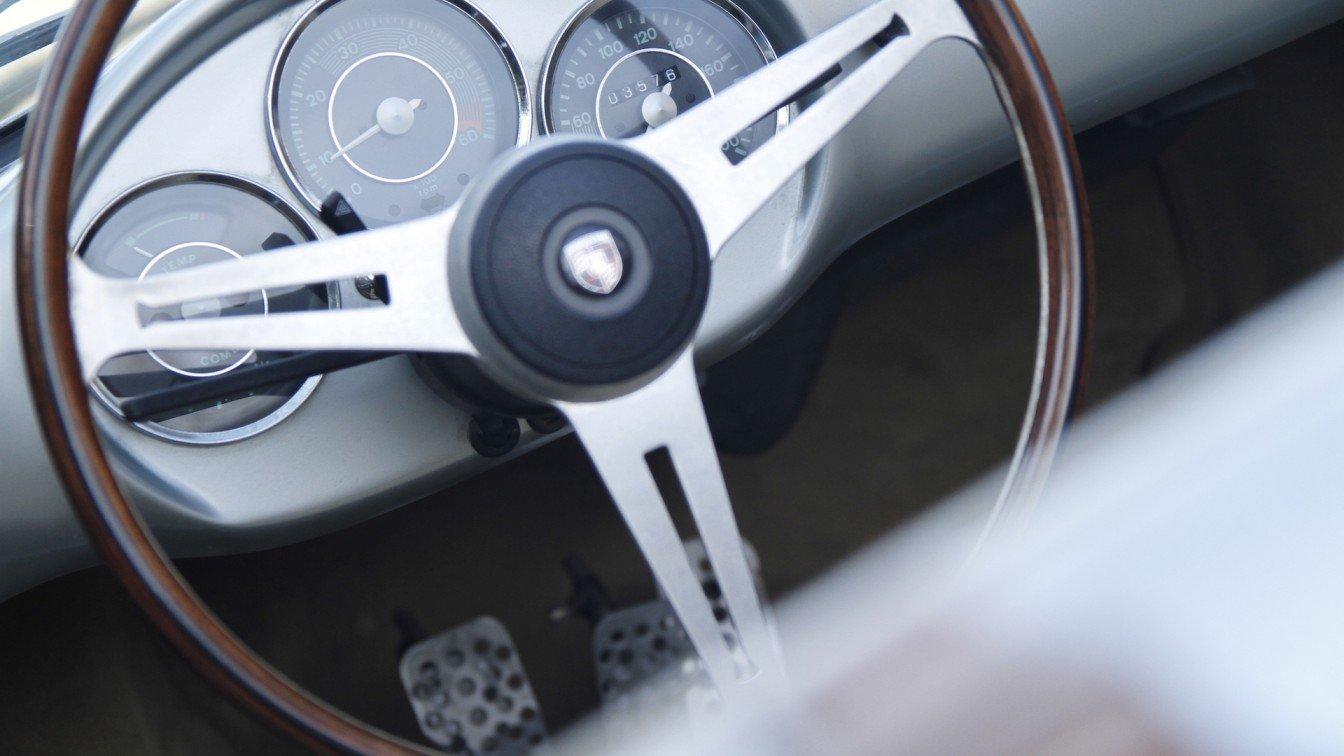 "Porsche 550 Spyder ""Replica"""