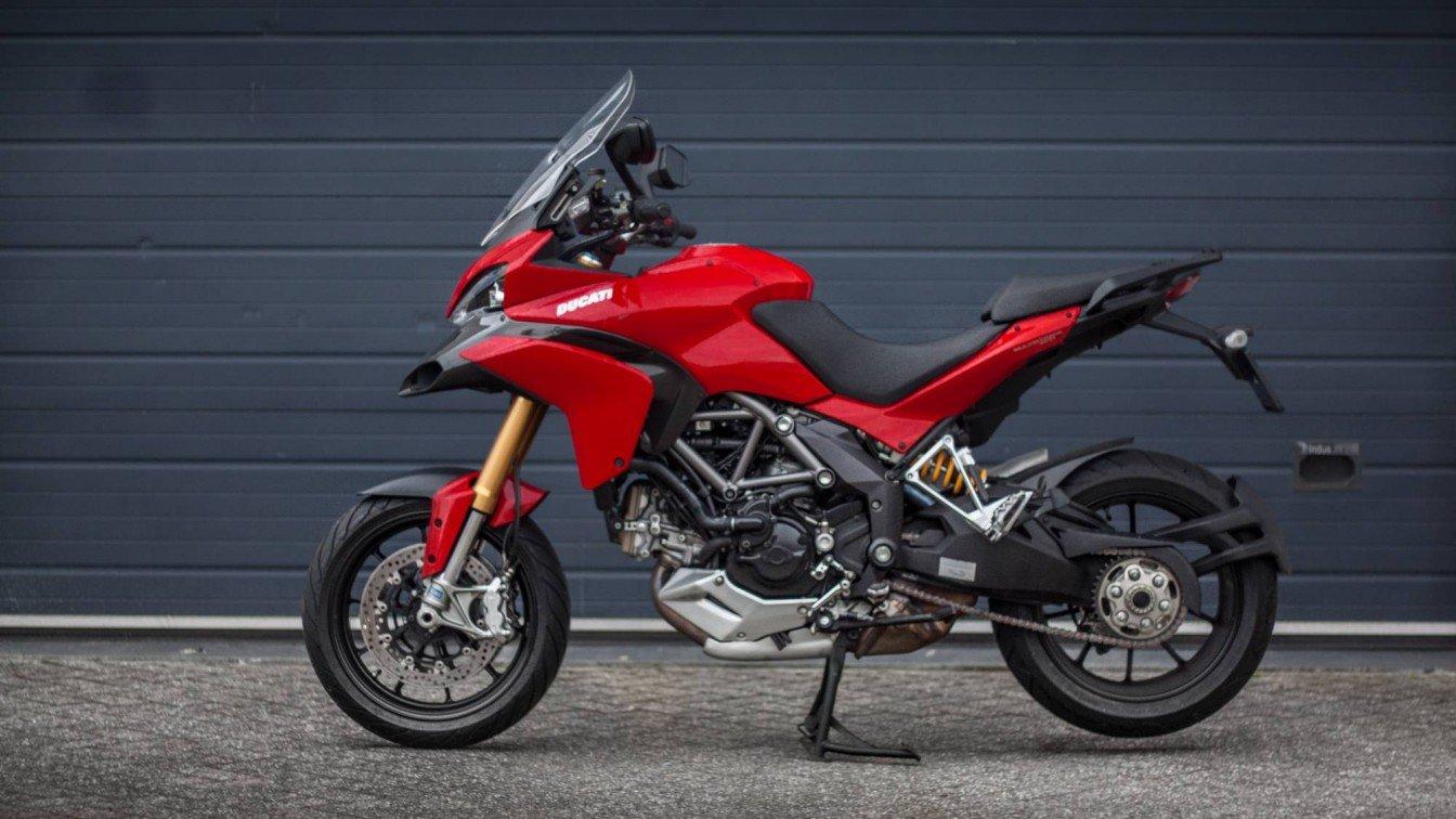 Ducati 1200S Sport