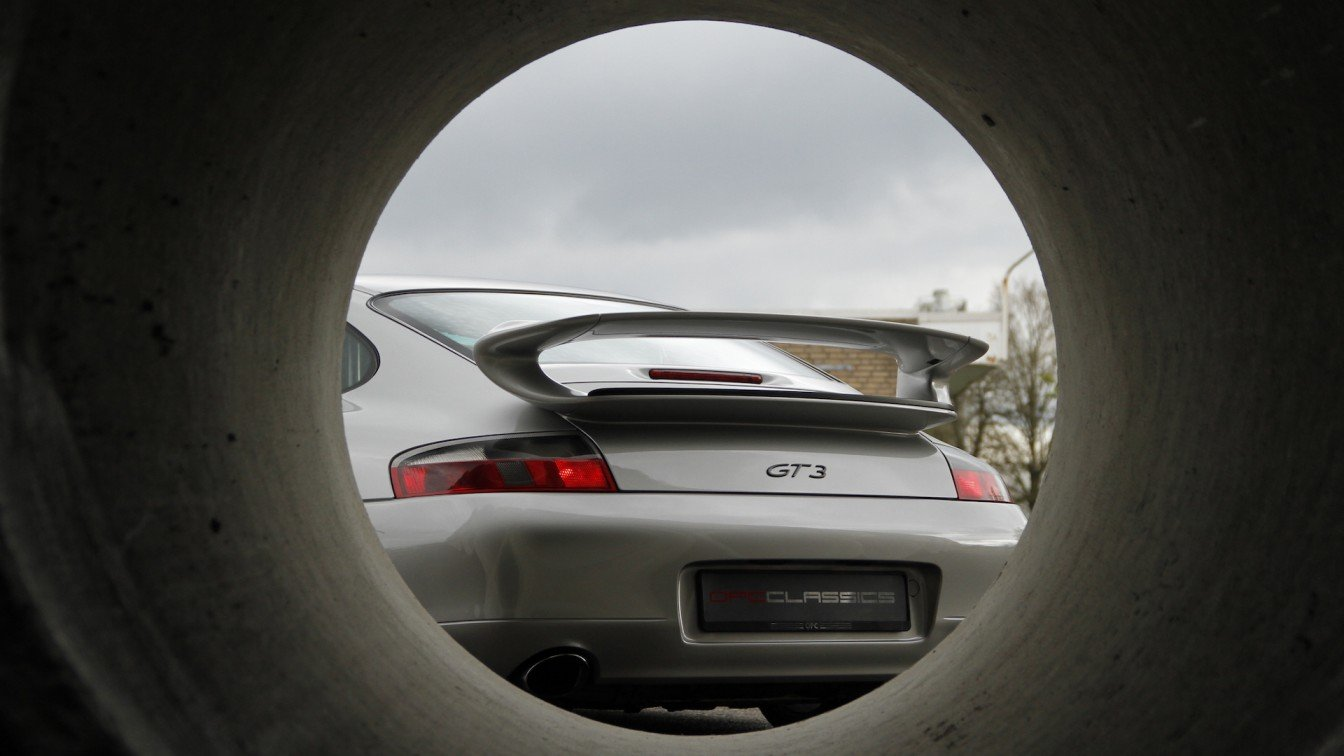 Porsche 996 GT3 MK1