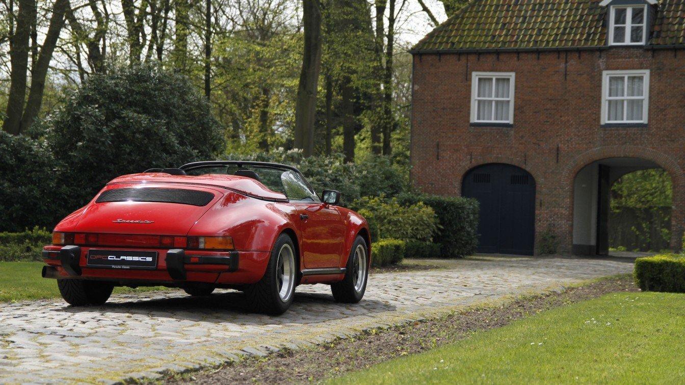 Porsche 911 3.2 WTL Speedster