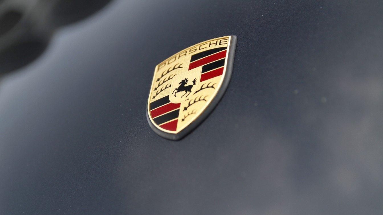 Porsche 996 4S Coupé