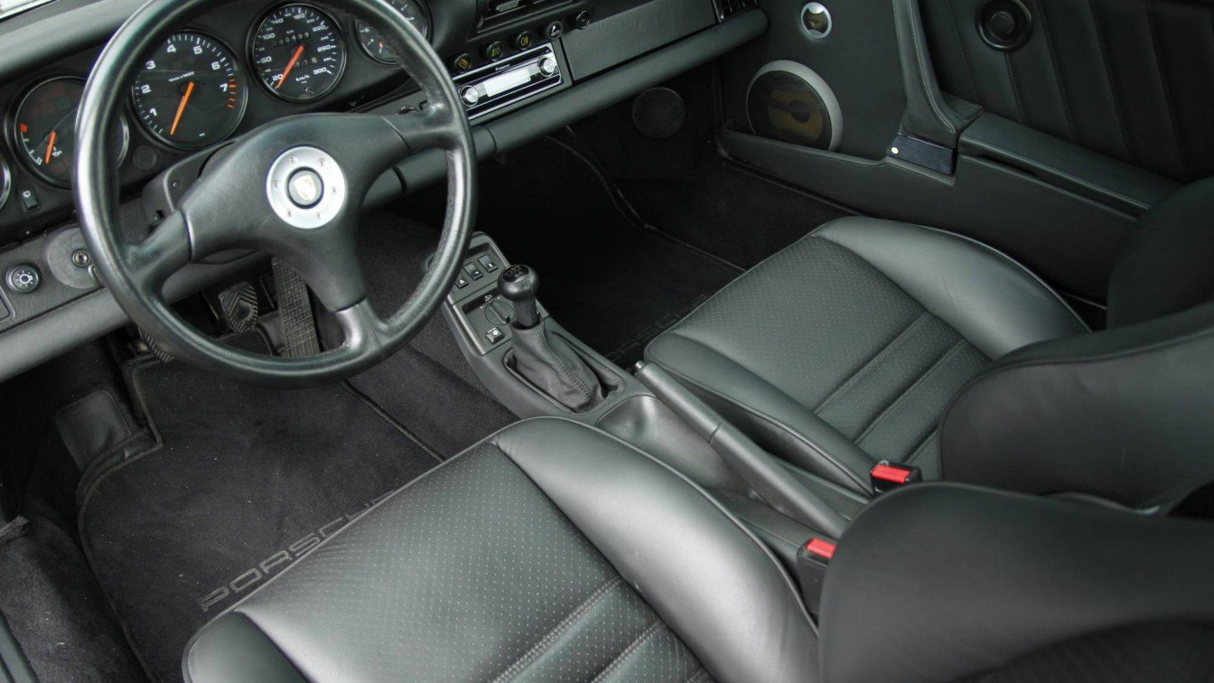 Porsche 964 Carrera 2 Coupé