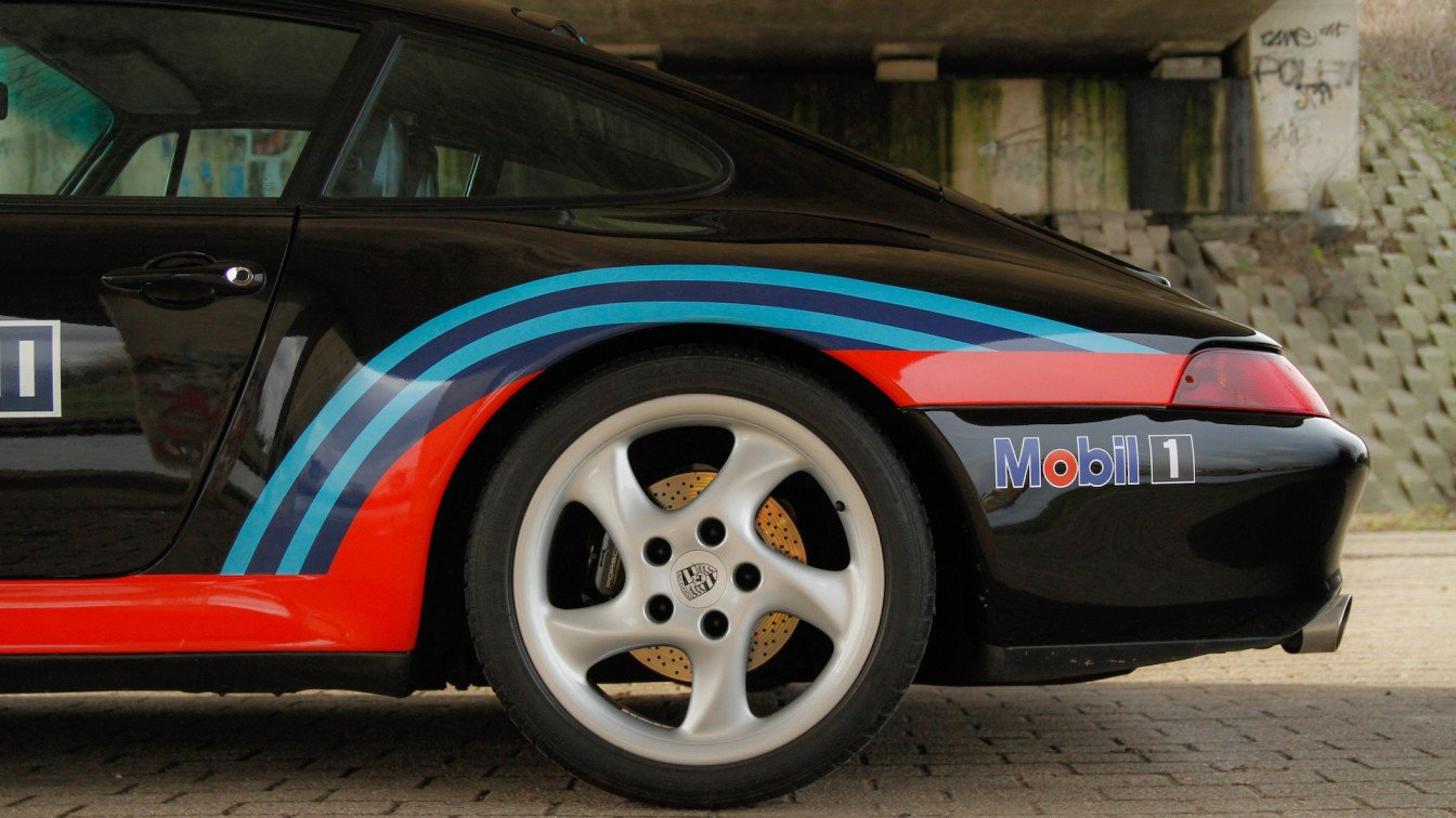 Porsche 993 Carrera 2S Martini