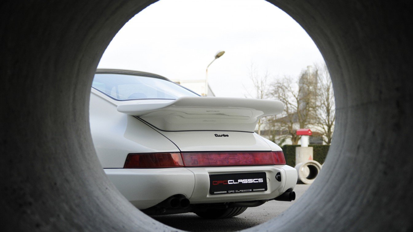 Porsche 911 964 3.6 Turbo