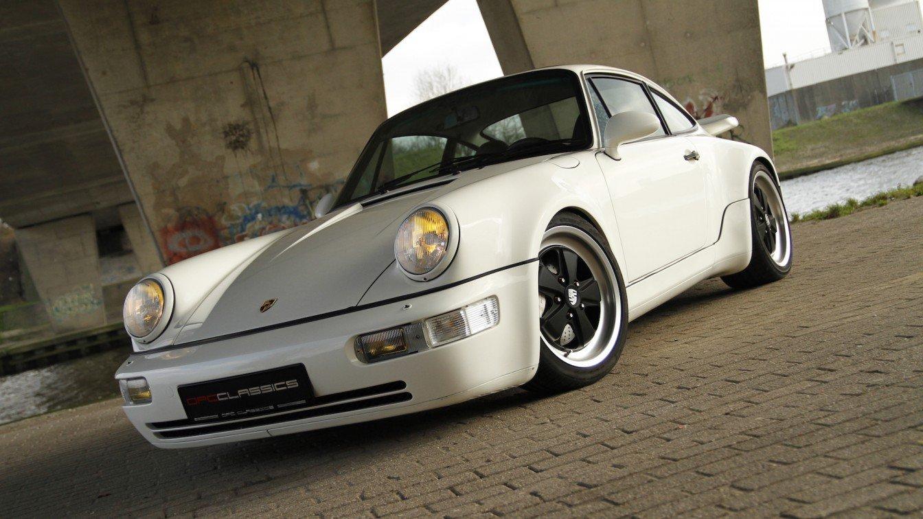 "Porsche 964 3.6 Turbo ""OPC Classics"""