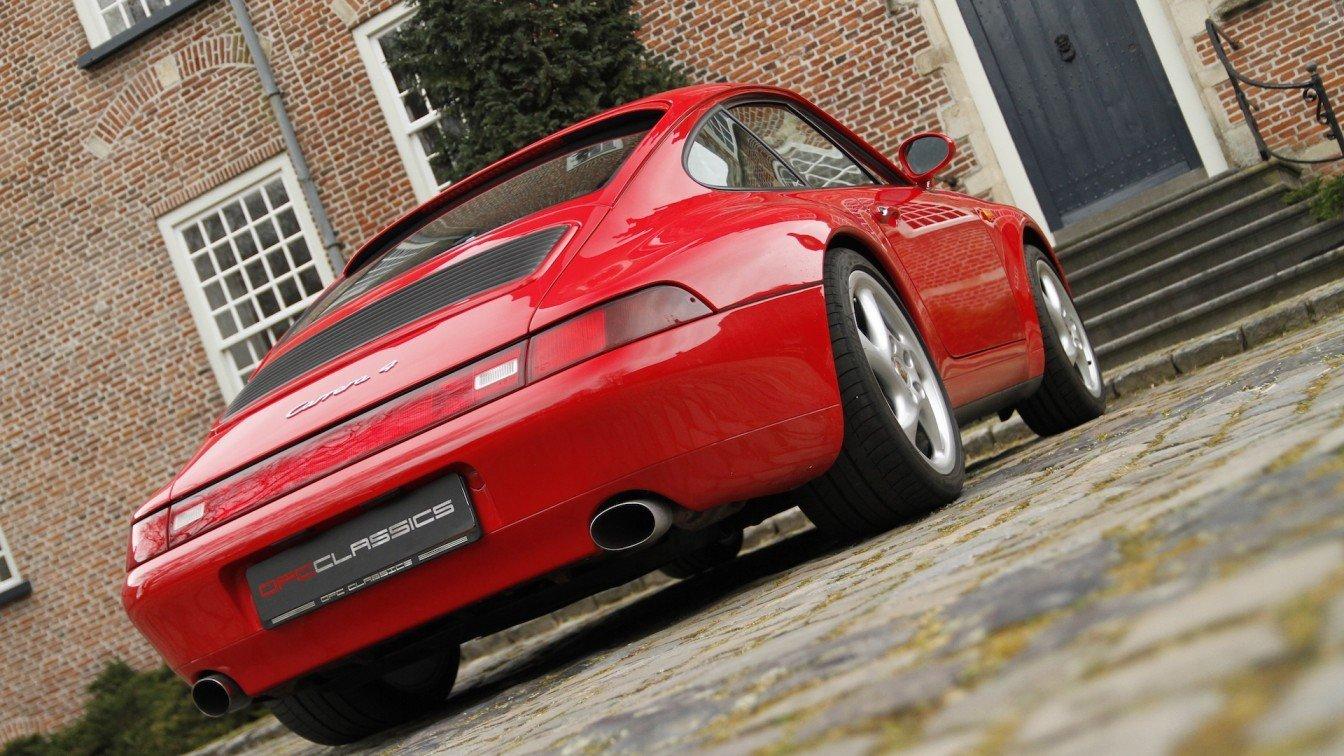 Porsche 993 Carrera 4 Coupé