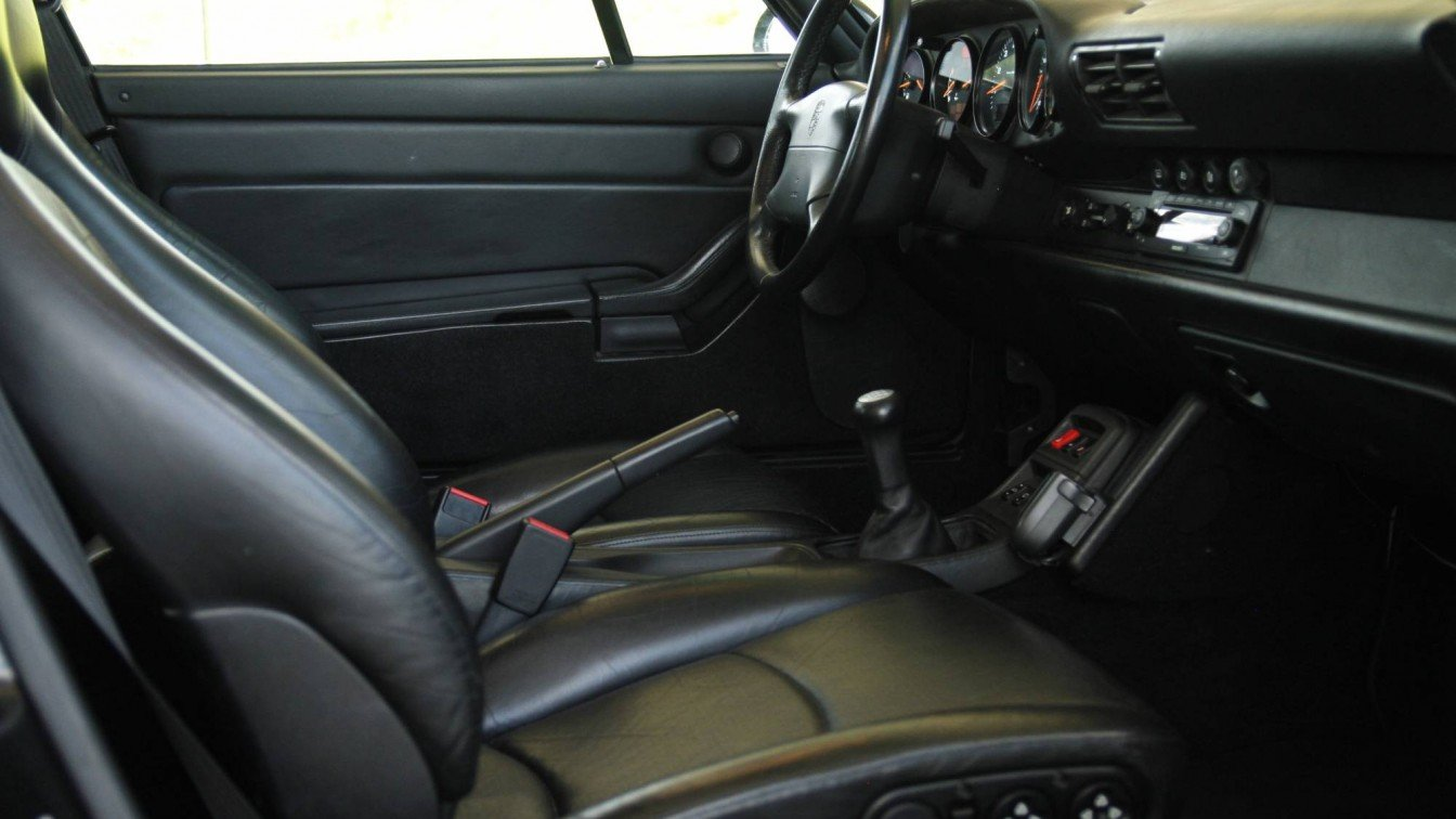 Porsche 993 4S Coupé