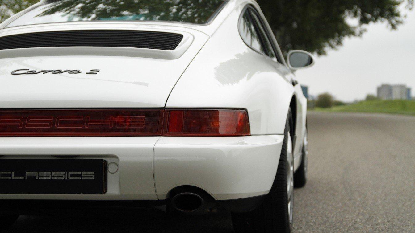 Porsche 964 Coupé