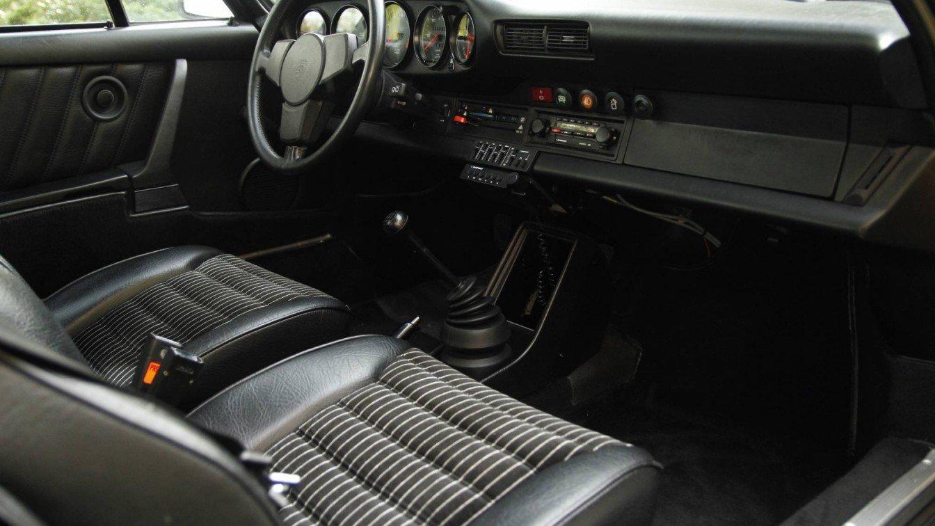 Porsche 911 3.0 SC Coupé