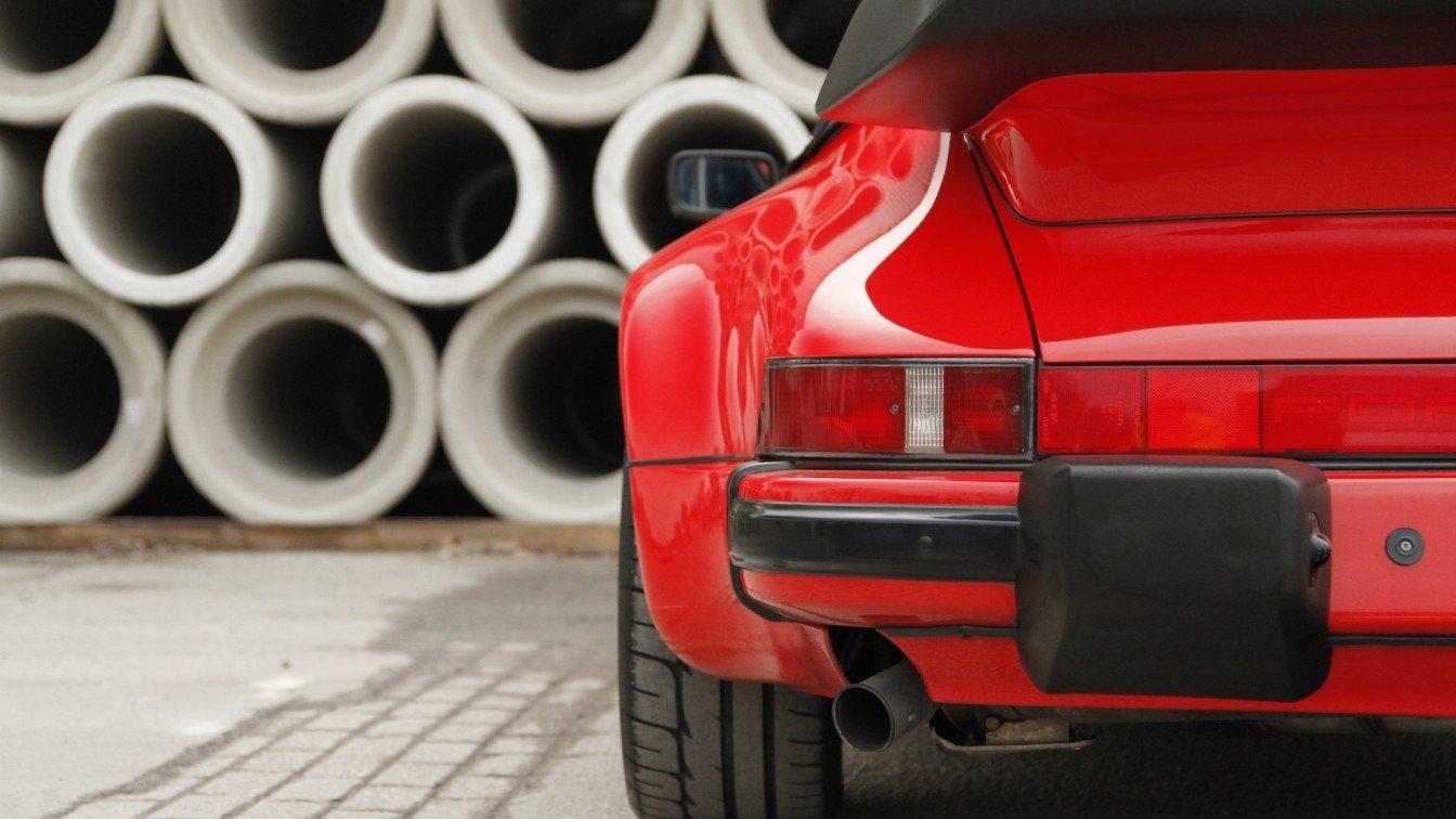 Porsche 911 Carrera 3.2 Cabrio WTL