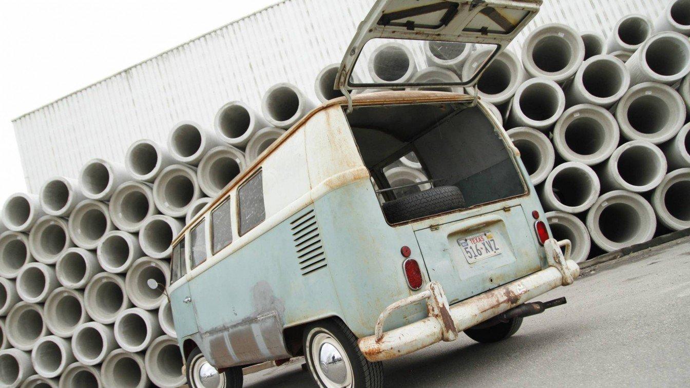 Volkswagen T1 Combi 1964