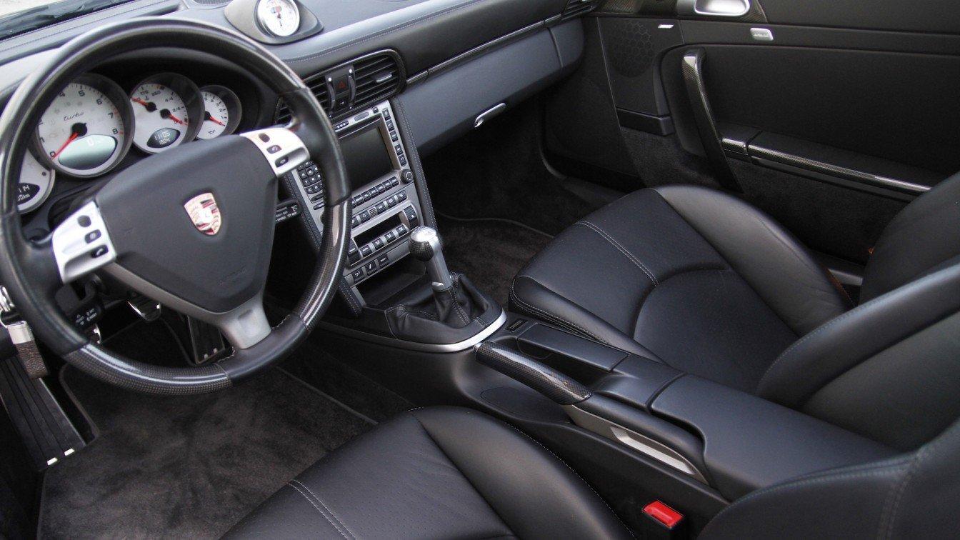 Porsche 997 Turbo MK1 Coupé