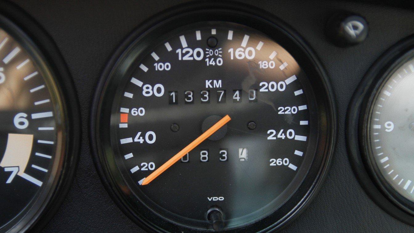 "Porsche 911 Carrera 3.2 ""Backdate"""