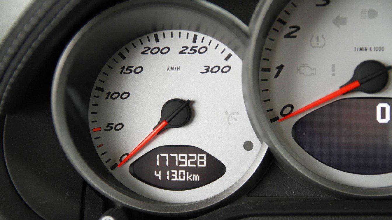 Porsche 987 Boxster S 3.2