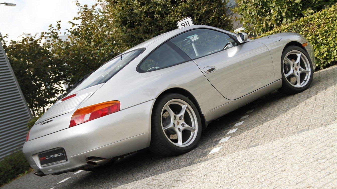 Porsche 911 996 3.4 Carrera Coupé