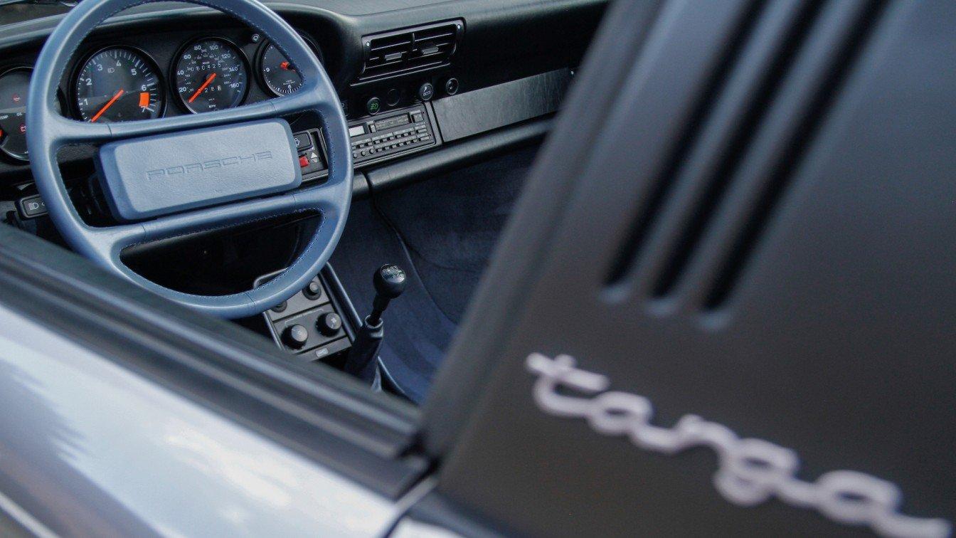 Porsche 911 3.2 Targa Jubiläumsmodell