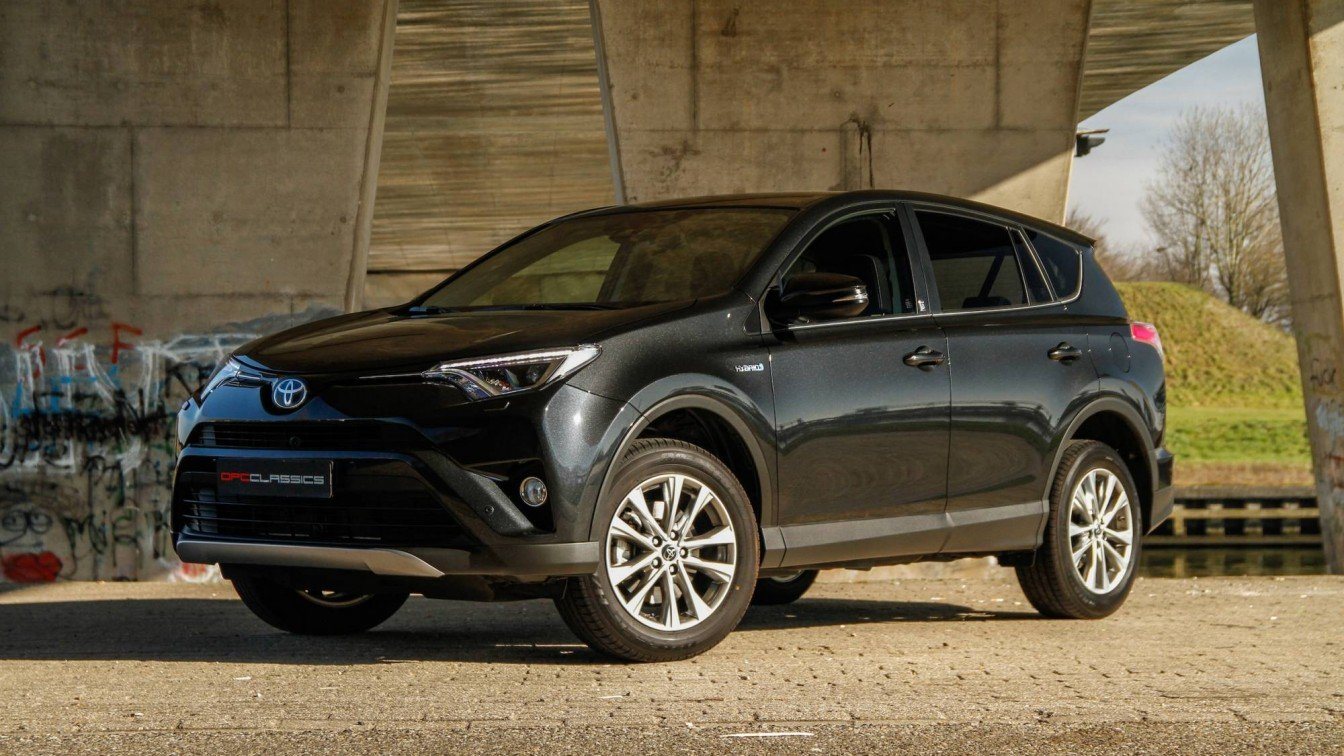 Toyota RAV4 2.5 Hybrid Executive