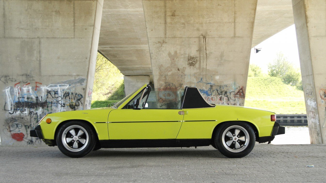 Porsche 914 1.8 Targa