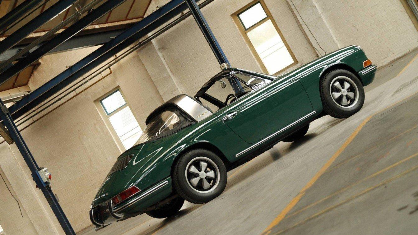 Porsche 912 Targa Soft Window