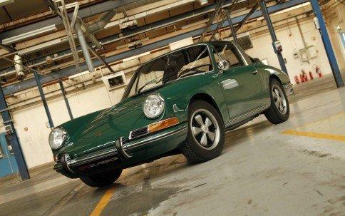 Porsche 912 Targa-4