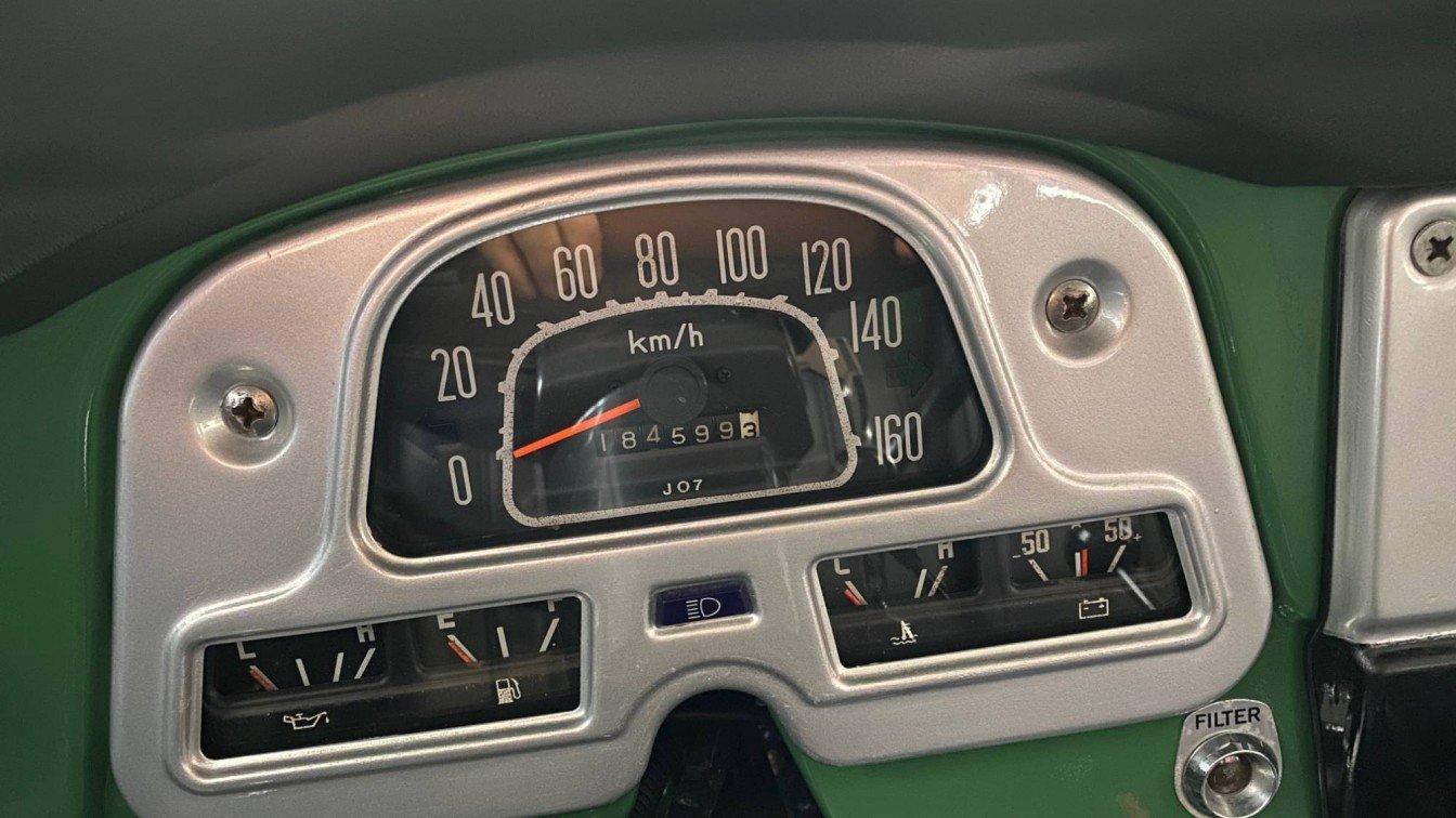 Toyota Landruiser BJ45 Pick-Up