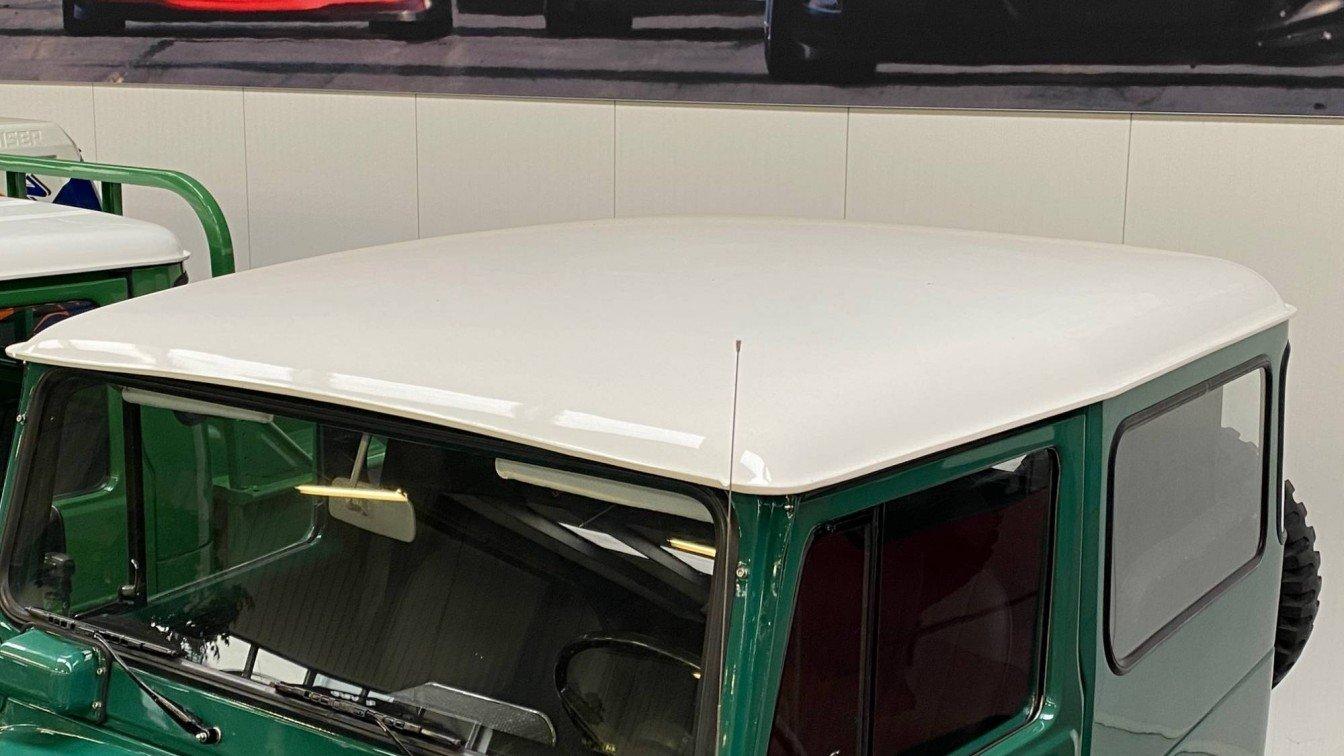 Toyota Landcruiser FJ40