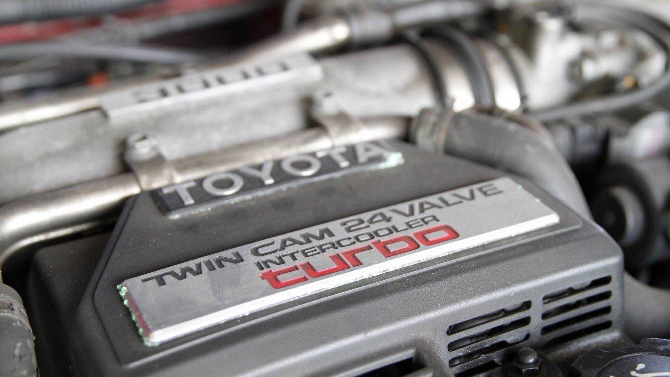 Toyota Supra 3.0i Turbo A70