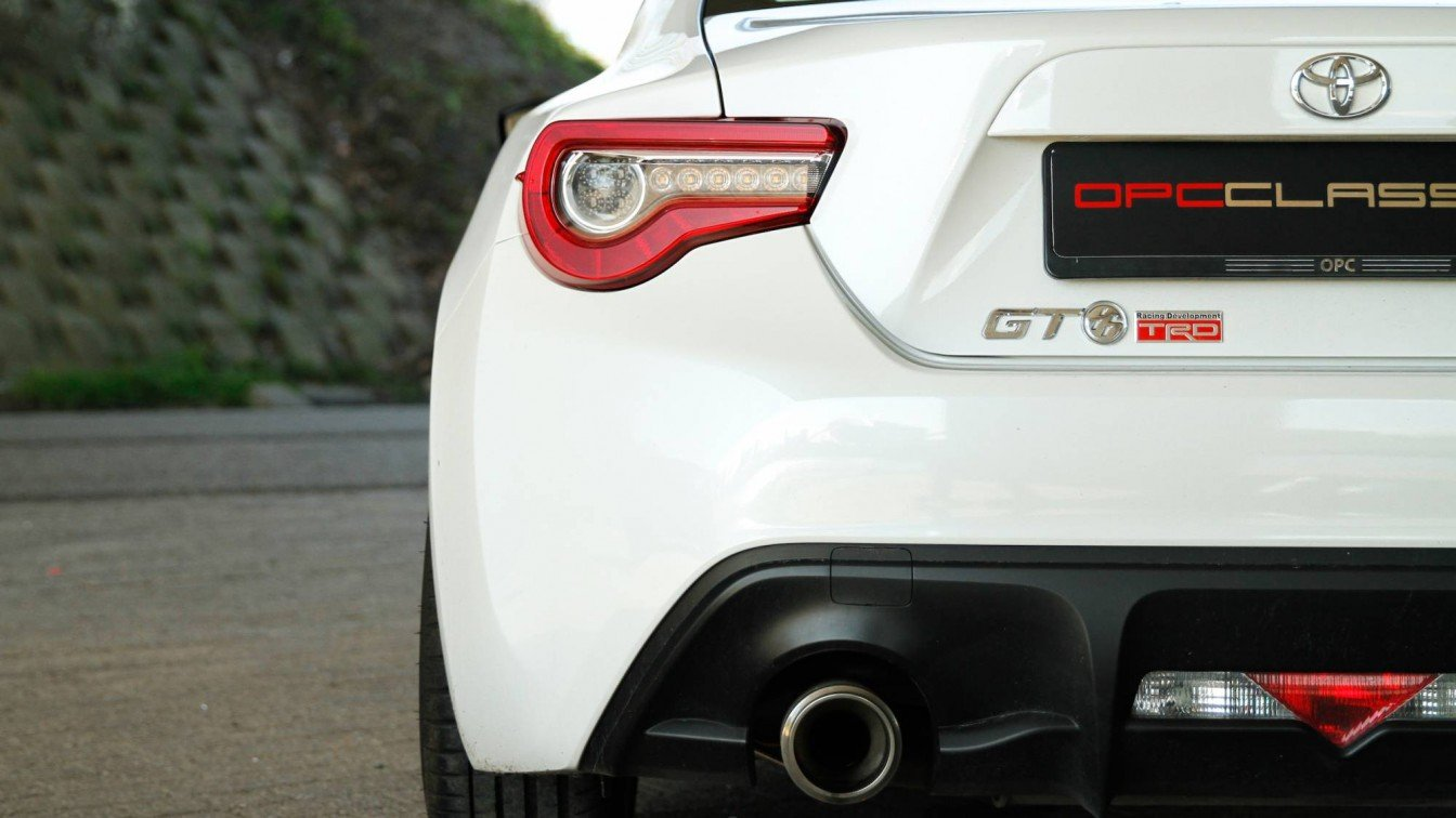 Toyota GT86 2.0 TRD