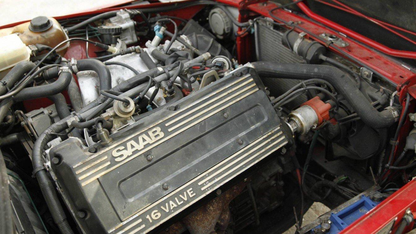 Saab 900 Cabriolet 2.0 16V