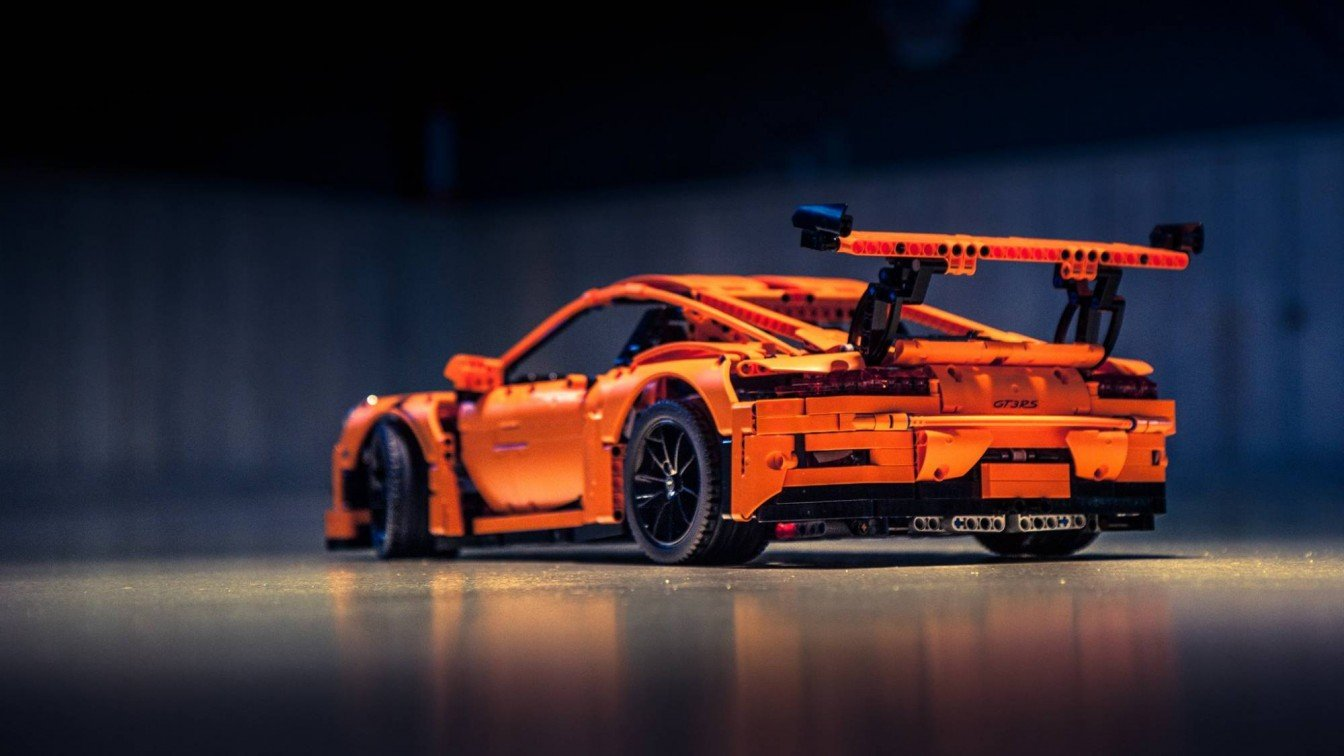 Porsche 991 GT3 RS Technic Lego